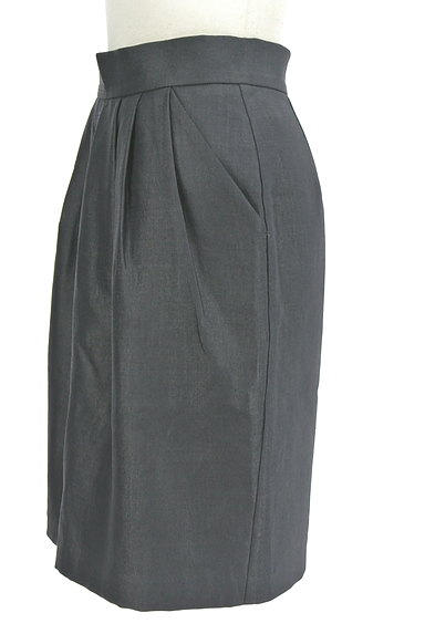 Te chichi(テチチ)の古着「微光沢タックスカート(スカート)」大画像3へ