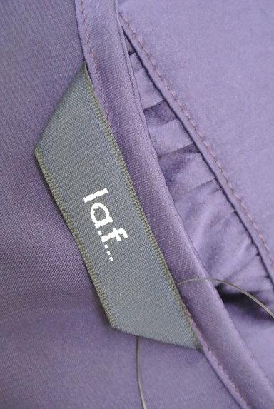 la.f...(ラエフ)の古着「フロントリボン七分袖シフォンブラウス(カットソー・プルオーバー)」大画像6へ