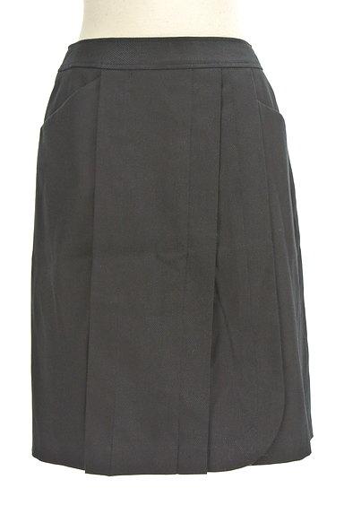 LAUTREAMONT(ロートレアモン)の古着「タックラップ風スカート(スカート)」大画像1へ