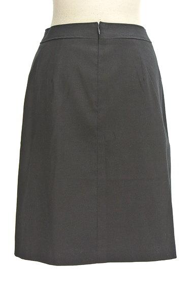 LAUTREAMONT(ロートレアモン)の古着「タックラップ風スカート(スカート)」大画像2へ