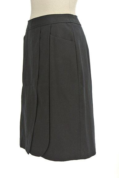 LAUTREAMONT(ロートレアモン)の古着「タックラップ風スカート(スカート)」大画像3へ