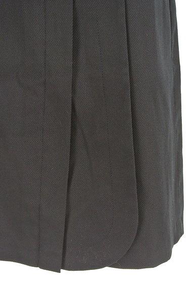 LAUTREAMONT(ロートレアモン)の古着「タックラップ風スカート(スカート)」大画像4へ