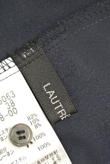 LAUTREAMONT(ロートレアモン)の古着「フロッキープリントシフォンブラウス(カットソー・プルオーバー)」大画像6へ