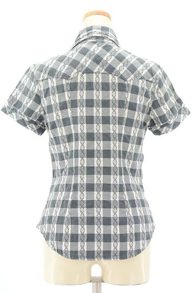 DIESEL(ディーゼル)の古着「美シルエットチェック柄シャツ(カジュアルシャツ)」大画像2へ