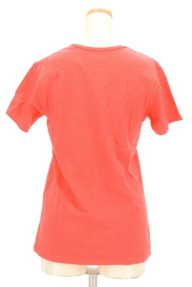 Hollywood Ranch Market(ハリウッドランチマーケット)の古着「シンプルカラーTシャツ(Tシャツ)」大画像2へ