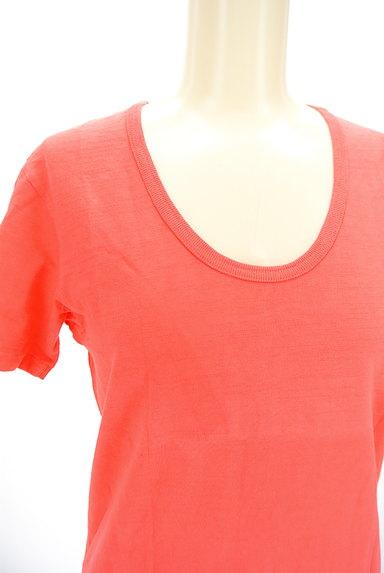 Hollywood Ranch Market(ハリウッドランチマーケット)の古着「シンプルカラーTシャツ(Tシャツ)」大画像4へ