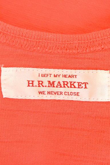 Hollywood Ranch Market(ハリウッドランチマーケット)の古着「シンプルカラーTシャツ(Tシャツ)」大画像6へ