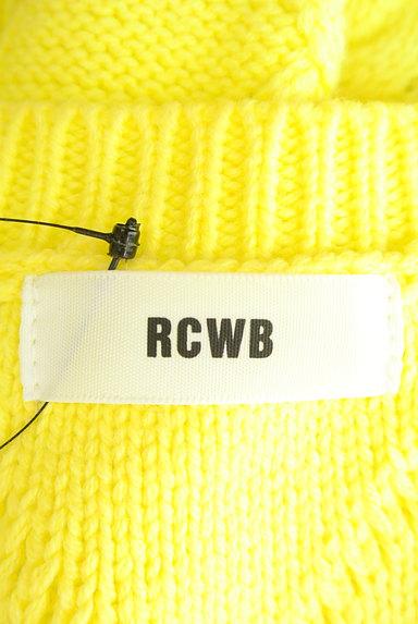 RODEO CROWNS(ロデオクラウン)の古着「カラーケーブルニット(ニット)」大画像6へ