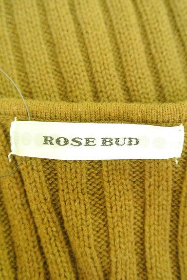 ROSE BUD(ローズバッド)の古着「Vネックkリブニット(ニット)」大画像6へ