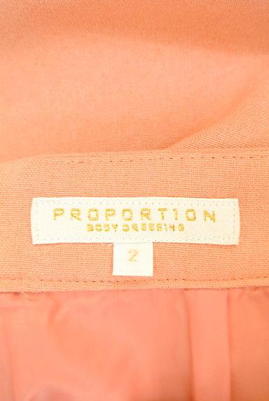 PROPORTION BODY DRESSING(プロポーションボディ ドレッシング)の古着「裾レース膝下丈スカート(スカート)」大画像6へ