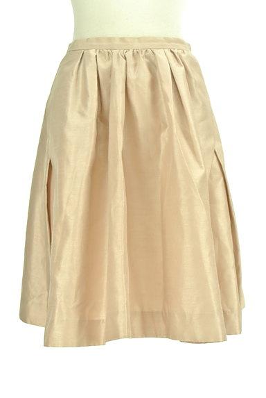 31 Sons de mode(トランテアン ソン ドゥ モード)の古着「光沢フレアスカート(スカート)」大画像1へ
