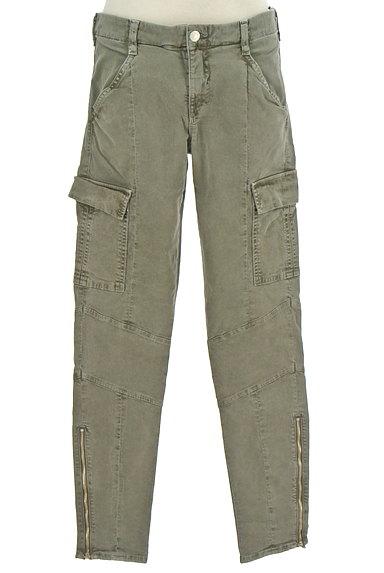 J.BRAND(ジェイブランド)の古着「裾ジップスリムカーゴパンツ(パンツ)」大画像1へ