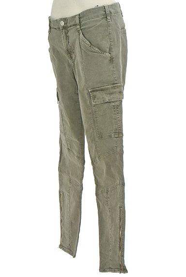 J.BRAND(ジェイブランド)の古着「裾ジップスリムカーゴパンツ(パンツ)」大画像3へ