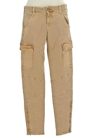 J.BRAND(ジェイブランド)の古着「裾ジップスキニーカーゴパンツ(パンツ)」大画像1へ