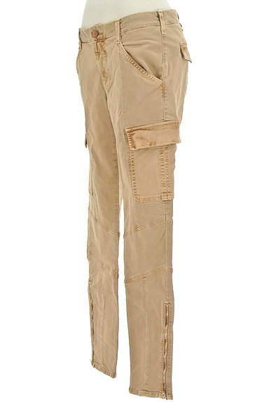J.BRAND(ジェイブランド)の古着「裾ジップスキニーカーゴパンツ(パンツ)」大画像3へ
