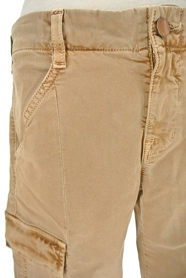 J.BRAND(ジェイブランド)の古着「裾ジップスキニーカーゴパンツ(パンツ)」大画像4へ