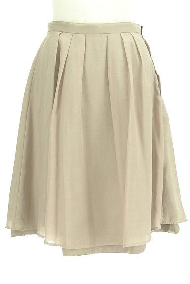 Apuweiser riche(アプワイザーリッシェ)の古着「花柄オーガンジー×無地スカート(スカート)」大画像5へ