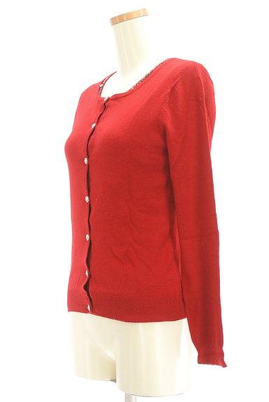 Apuweiser riche(アプワイザーリッシェ)の古着「シアー袖ニット+装飾カーディガン(アンサンブル)」大画像3へ