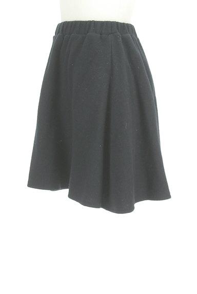 Jewel Changes(ジュエルチェンジズ)の古着「ウールフレアミニスカート(ミニスカート)」大画像3へ