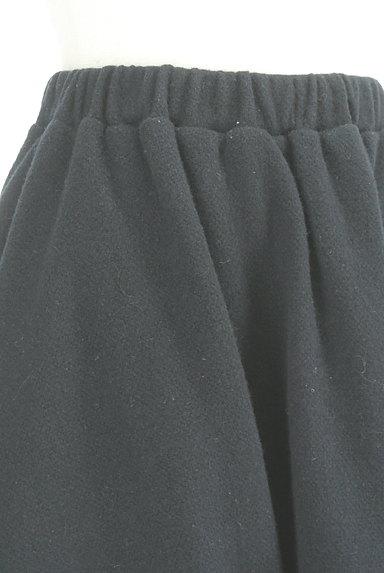 Jewel Changes(ジュエルチェンジズ)の古着「ウールフレアミニスカート(ミニスカート)」大画像4へ