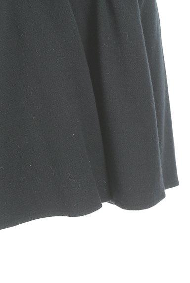 Jewel Changes(ジュエルチェンジズ)の古着「ウールフレアミニスカート(ミニスカート)」大画像5へ