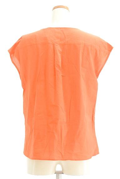 LE SOUK(ルスーク)の古着「裾リボンフレンチブラウス(カットソー・プルオーバー)」大画像2へ
