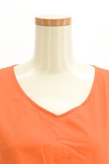 LE SOUK(ルスーク)の古着「裾リボンフレンチブラウス(カットソー・プルオーバー)」大画像5へ