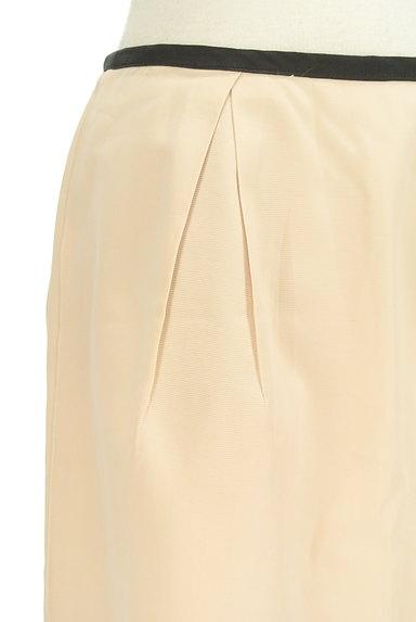 INED(イネド)の古着「バイカラーウエストスカート(スカート)」大画像4へ