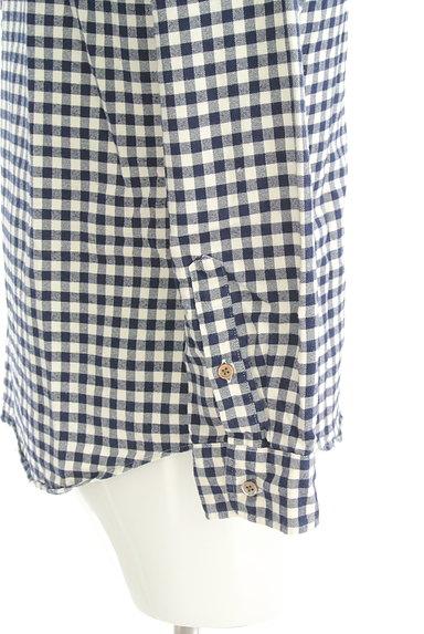 TK(ティーケー)の古着「チェック柄カジュアルシャツ(カジュアルシャツ)」大画像5へ