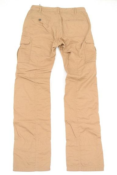TK(ティーケー)の古着「裾ボーダー刺繍チノパン(パンツ)」大画像2へ