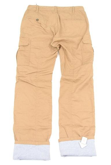 TK(ティーケー)の古着「裾ボーダー刺繍チノパン(パンツ)」大画像3へ