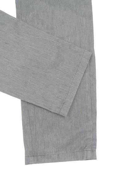 TK(ティーケー)の古着「ポケットレザーストレートパンツ(デニムパンツ)」大画像5へ