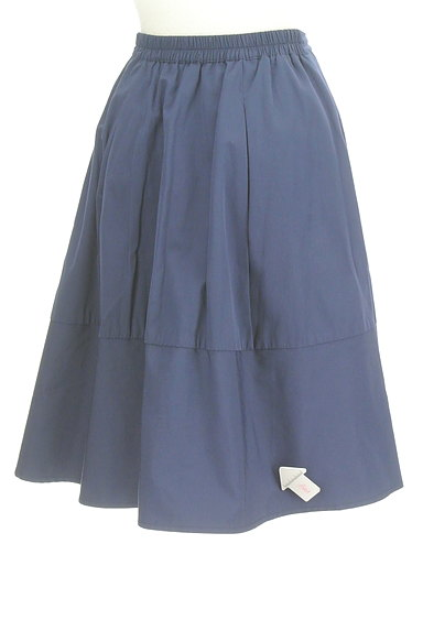 JILL by JILLSTUART(ジルバイジルスチュアート)の古着「ミモレ丈フレアスカート(スカート)」大画像4へ