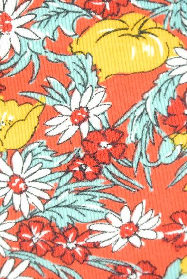 SLY(スライ)の古着「カラフル花柄カットソー(カットソー・プルオーバー)」大画像5へ