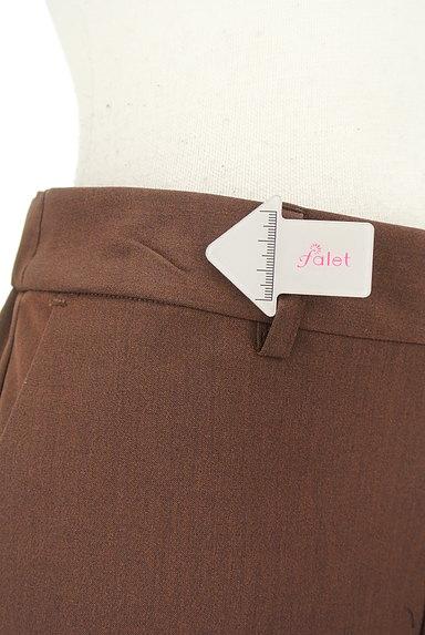 Reflect(リフレクト)の古着「センタープレス美脚パンツ(パンツ)」大画像5へ