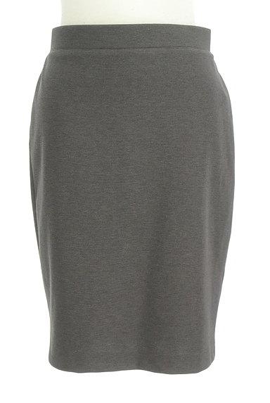 DOUBLE STANDARD CLOTHING(ダブルスタンダードクロージング)の古着「美タイトひざ丈スカート(スカート)」大画像1へ