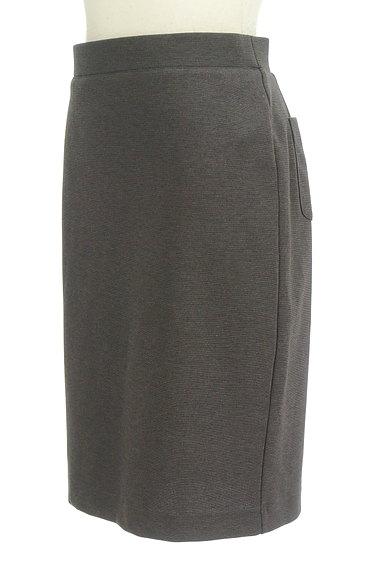 DOUBLE STANDARD CLOTHING(ダブルスタンダードクロージング)の古着「美タイトひざ丈スカート(スカート)」大画像3へ