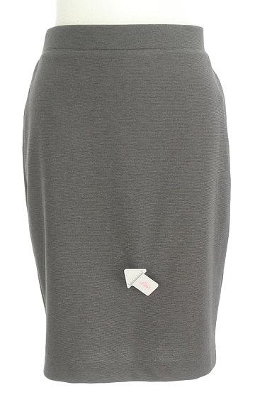 DOUBLE STANDARD CLOTHING(ダブルスタンダードクロージング)の古着「美タイトひざ丈スカート(スカート)」大画像4へ