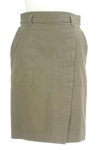 Pinky&Dianne(ピンキー&ダイアン)の古着「スリット切替タイトスカート(スカート)」大画像1へ