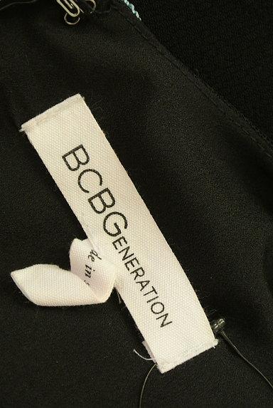 BCBGeneration(ビーシービージェネレーション)の古着「刺繍切替フレアキャミワンピース(キャミワンピース)」大画像6へ