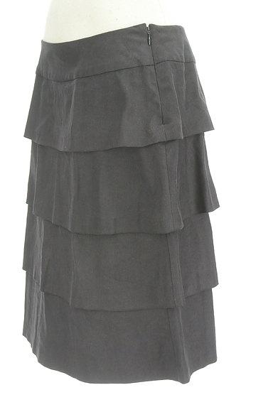 INGEBORG(インゲボルグ)の古着「セミタイトティアードスカート(スカート)」大画像3へ