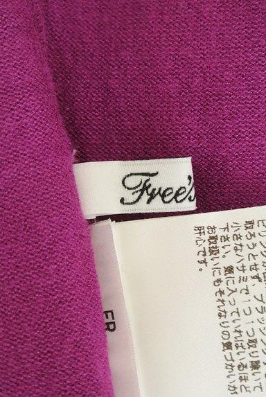 FREE'S MART(フリーズマート)の古着「コンパクト5分袖カラーニット(ニット)」大画像6へ