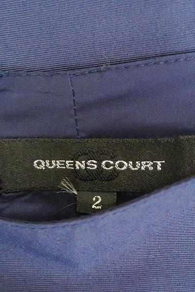 QUEENS COURT(クイーンズコート)の古着「エレガントコクーンワンピース(ワンピース・チュニック)」大画像6へ