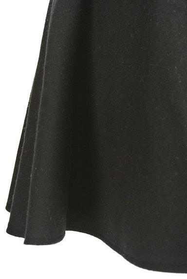QUEENS COURT(クイーンズコート)の古着「シンプルウールノンタックスカート(ミニスカート)」大画像4へ