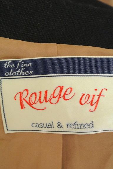 Rouge vif La cle(ルージュヴィフラクレ)の古着「ペプラムフリルジャケット(ジャケット)」大画像6へ