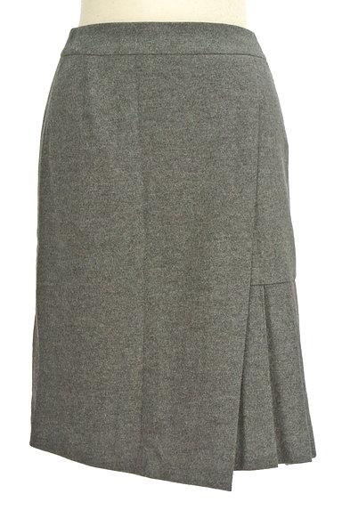 COUP DE CHANCE(クードシャンス)の古着「裾アシメプリーツスカート(スカート)」大画像1へ