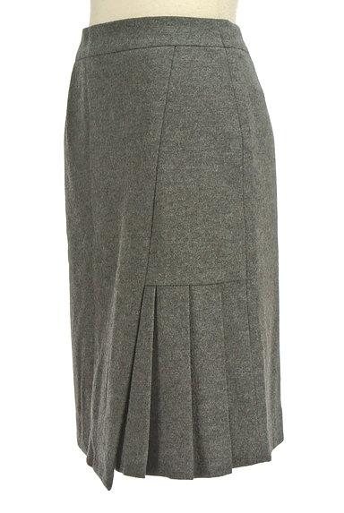 COUP DE CHANCE(クードシャンス)の古着「裾アシメプリーツスカート(スカート)」大画像3へ
