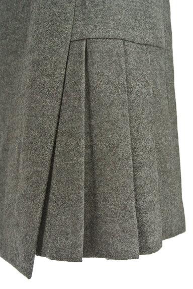 COUP DE CHANCE(クードシャンス)の古着「裾アシメプリーツスカート(スカート)」大画像4へ