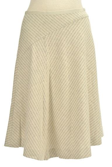 COUP DE CHANCE(クードシャンス)の古着「切替ピンストライプスカート(スカート)」大画像1へ