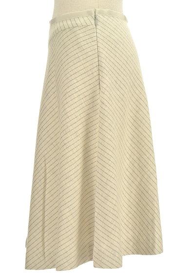 COUP DE CHANCE(クードシャンス)の古着「切替ピンストライプスカート(スカート)」大画像3へ